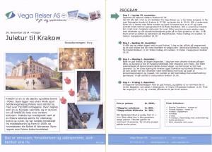 Invitasjon Krakow